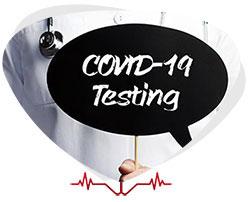 COVID-19 Testing in Ruther Glen and Alexandria, VA