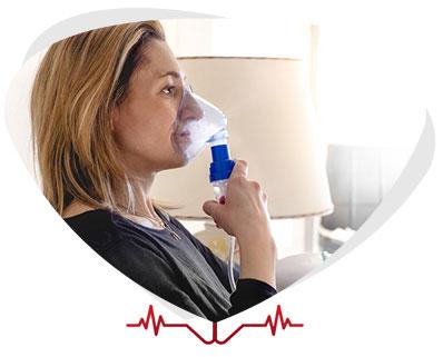 Nebulizer Treatment in Ruther Glen and Alexandria, VA