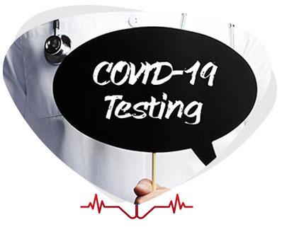 Covid Testing Near Me in Ruther Glen and Alexandria, VA