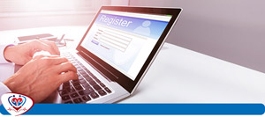 Patient Registration Form at PACS Urgent Care