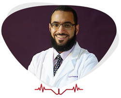 Sohaib Elsayed, MD at PACS Urgent Care in Ruther Glen and Alexandria, VA