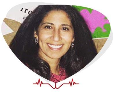 Marwa Abdelfattah, MD at PACS Urgent Care in Ruther Glen and Alexandria, VA